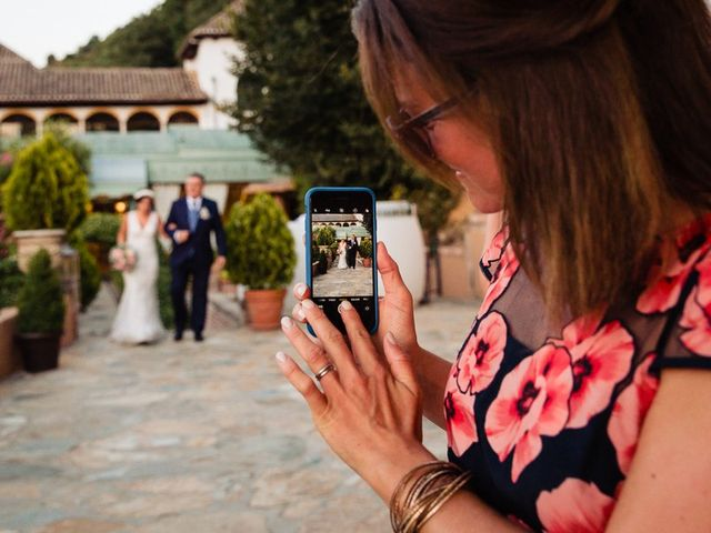 La boda de Tom y Carmen en Granada, Granada 25