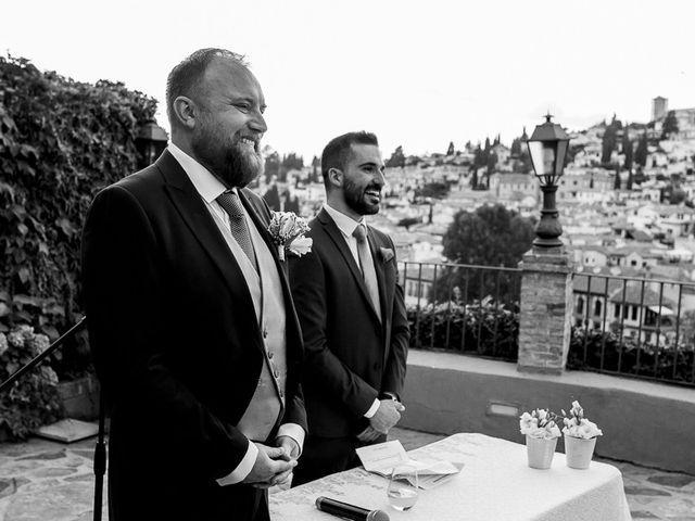 La boda de Tom y Carmen en Granada, Granada 26
