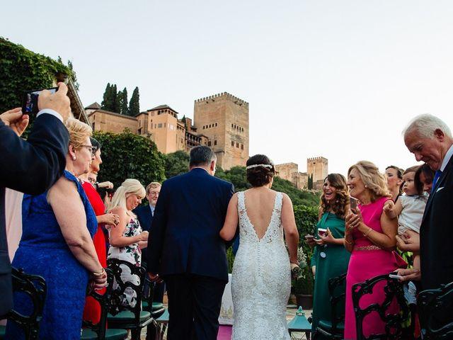 La boda de Tom y Carmen en Granada, Granada 27