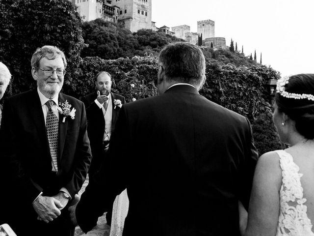 La boda de Tom y Carmen en Granada, Granada 28