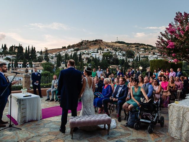 La boda de Tom y Carmen en Granada, Granada 30