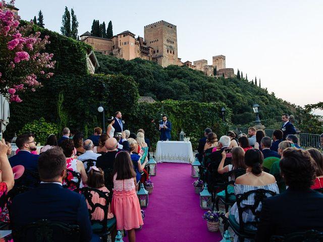 La boda de Tom y Carmen en Granada, Granada 31