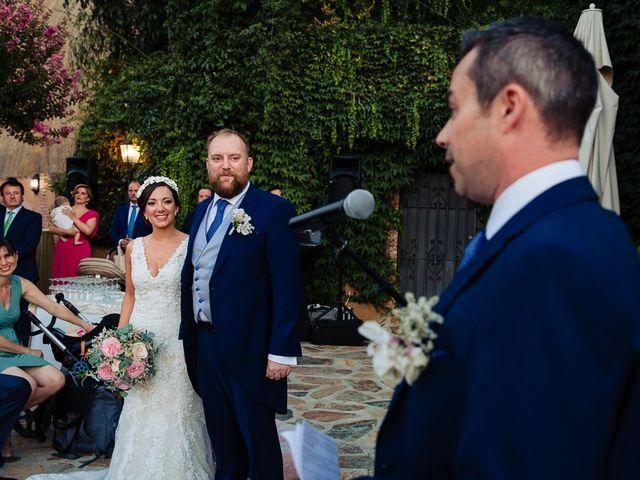La boda de Tom y Carmen en Granada, Granada 32