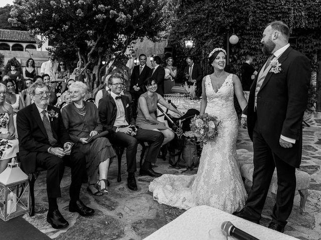 La boda de Tom y Carmen en Granada, Granada 33