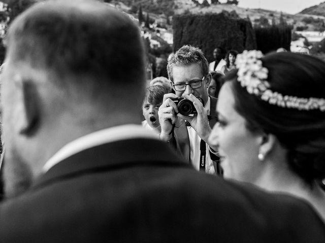 La boda de Tom y Carmen en Granada, Granada 34