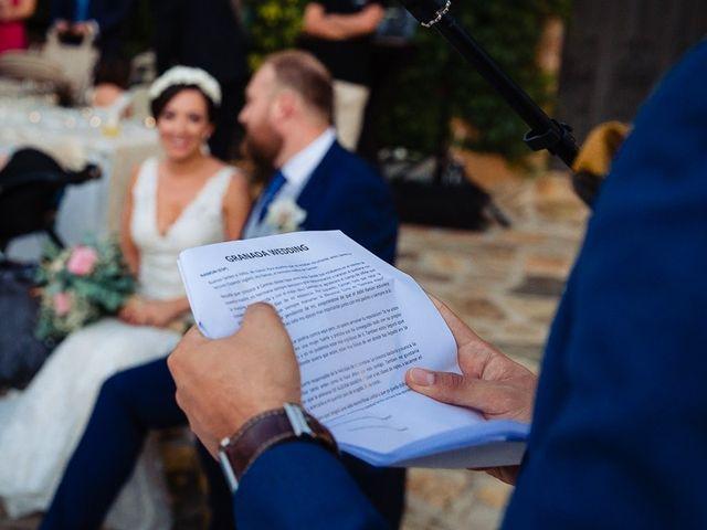 La boda de Tom y Carmen en Granada, Granada 36