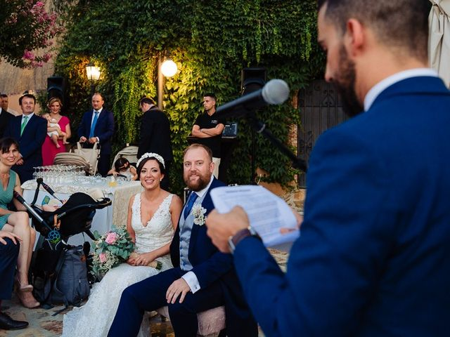 La boda de Tom y Carmen en Granada, Granada 37