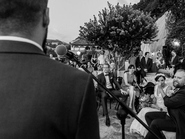 La boda de Tom y Carmen en Granada, Granada 39