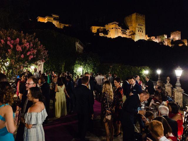 La boda de Tom y Carmen en Granada, Granada 43