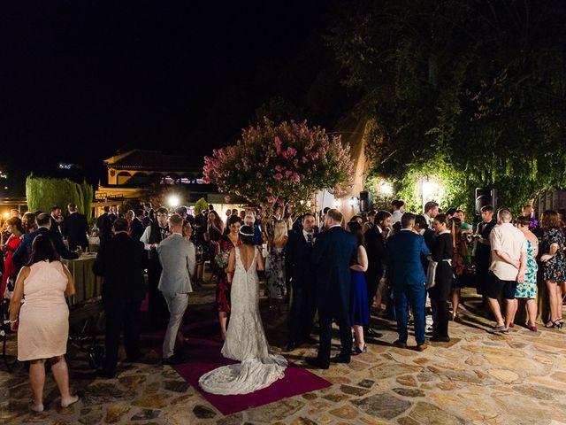 La boda de Tom y Carmen en Granada, Granada 44