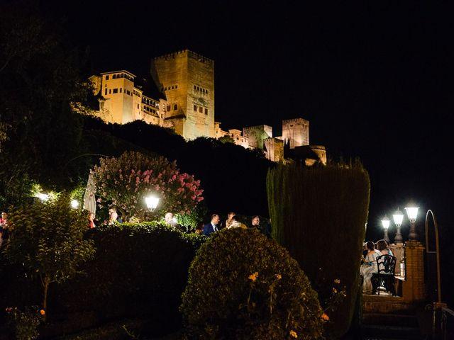 La boda de Tom y Carmen en Granada, Granada 45