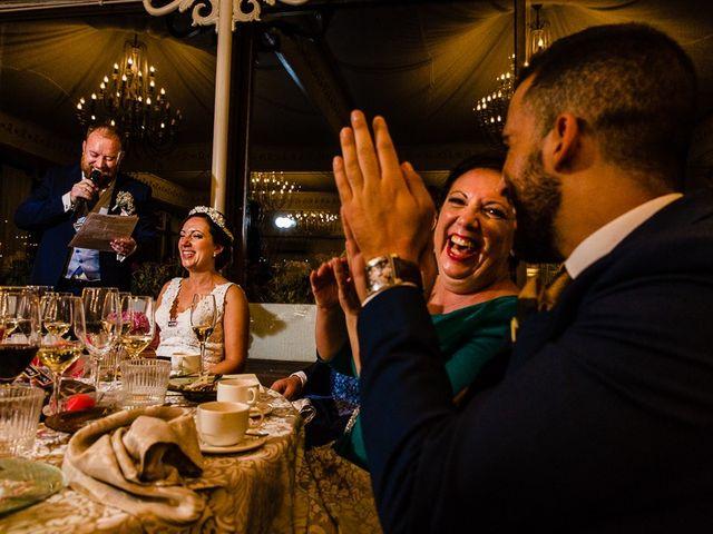 La boda de Tom y Carmen en Granada, Granada 48