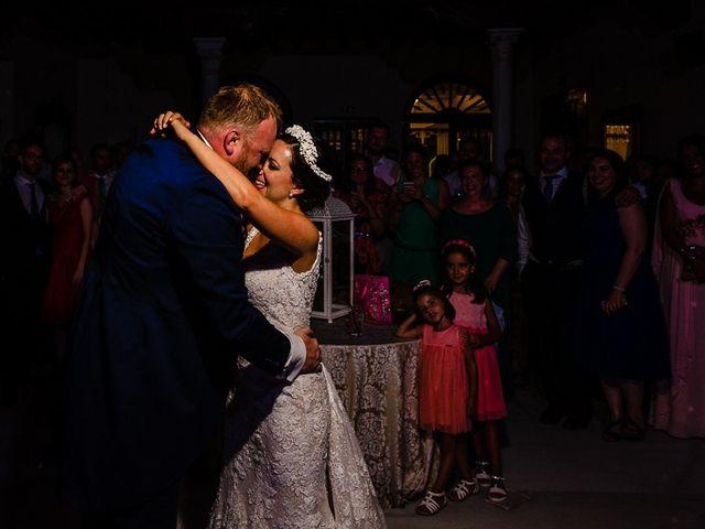 La boda de Tom y Carmen en Granada, Granada 54