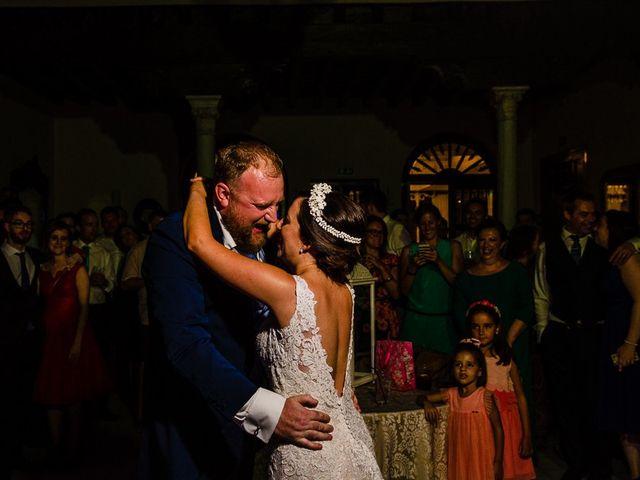 La boda de Tom y Carmen en Granada, Granada 55