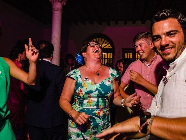 La boda de Tom y Carmen en Granada, Granada 57