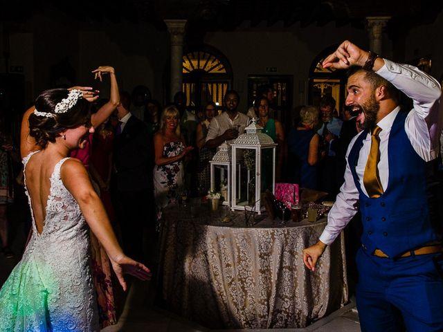 La boda de Tom y Carmen en Granada, Granada 58