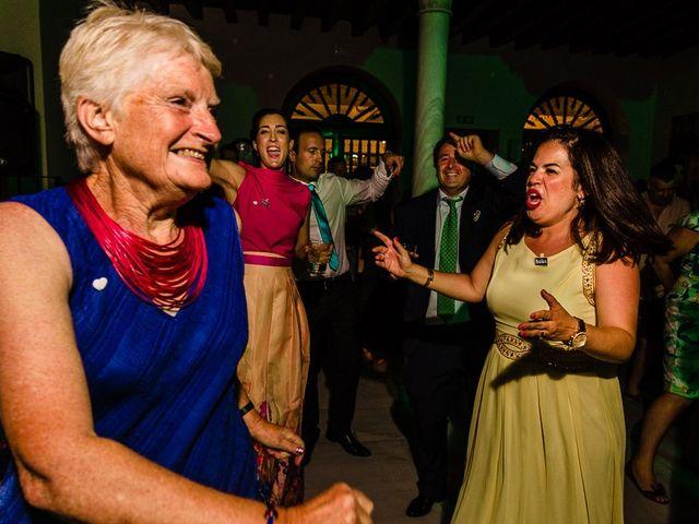 La boda de Tom y Carmen en Granada, Granada 61