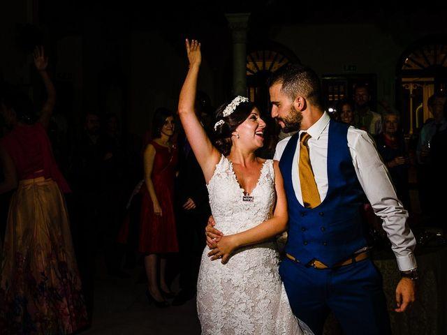 La boda de Tom y Carmen en Granada, Granada 62
