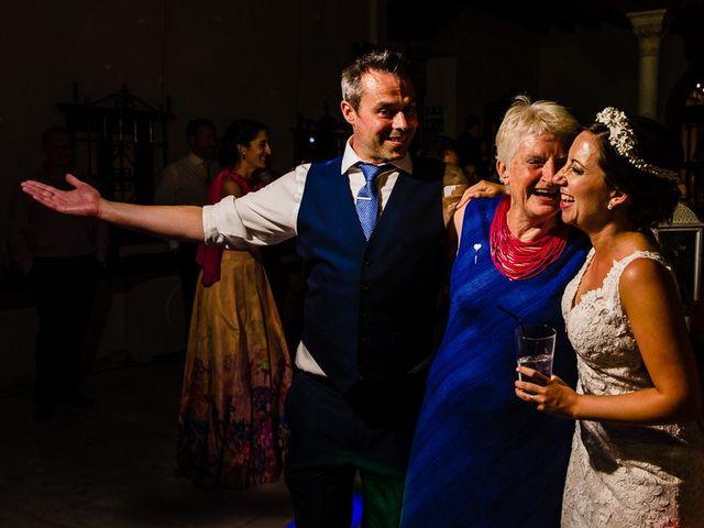 La boda de Tom y Carmen en Granada, Granada 63