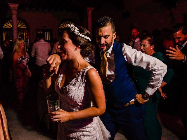 La boda de Tom y Carmen en Granada, Granada 65