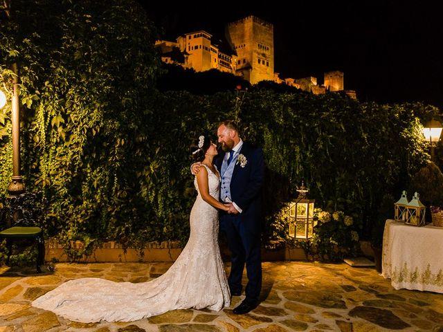 La boda de Tom y Carmen en Granada, Granada 66