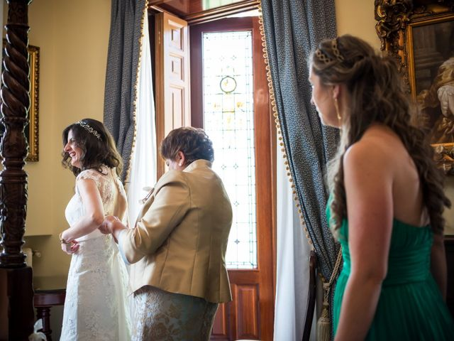 La boda de Sera y Andrea en Redondela, Pontevedra 10