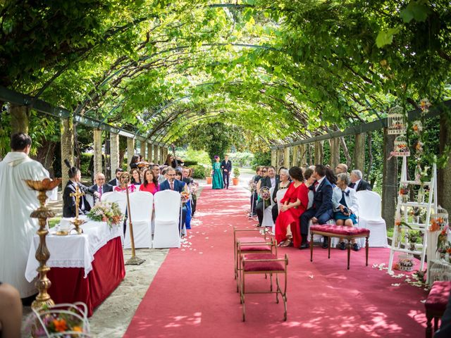 La boda de Sera y Andrea en Redondela, Pontevedra 17