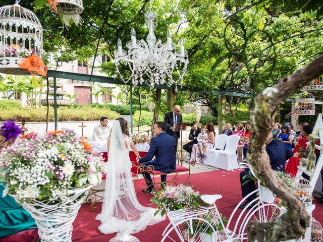 La boda de Sera y Andrea en Redondela, Pontevedra 21