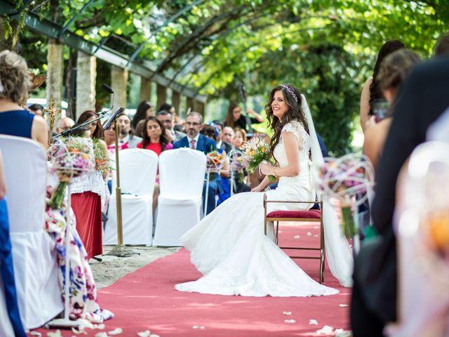 La boda de Sera y Andrea en Redondela, Pontevedra 22