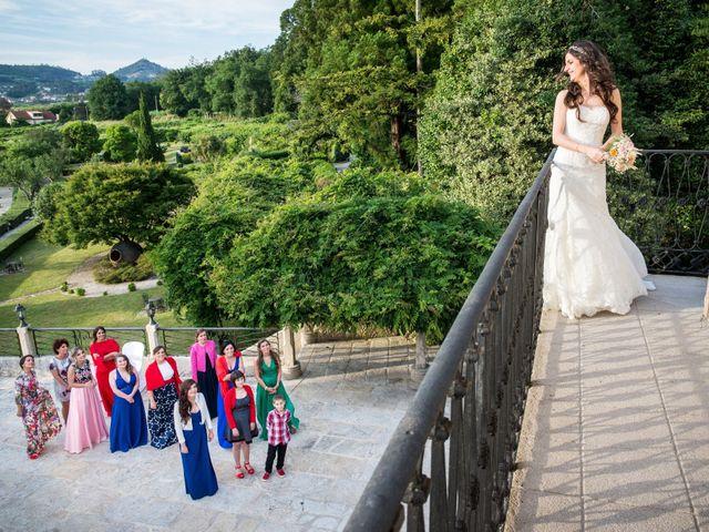 La boda de Sera y Andrea en Redondela, Pontevedra 26