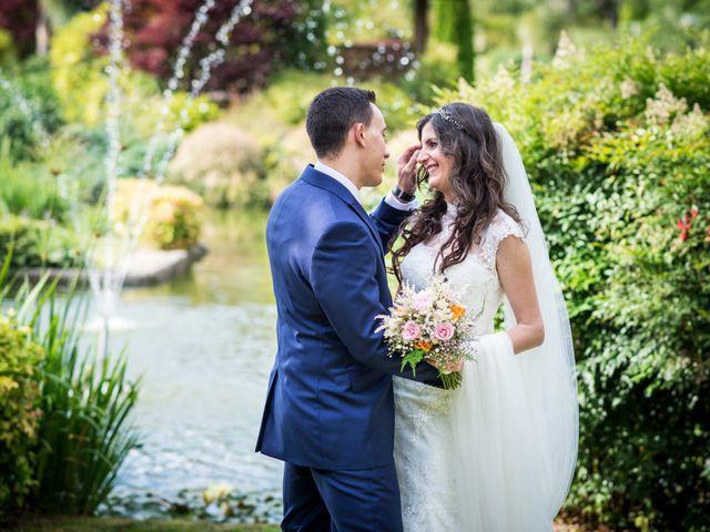 La boda de Sera y Andrea en Redondela, Pontevedra 27