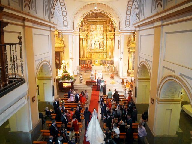 La boda de Angel y Yolanda en Ávila, Ávila 2