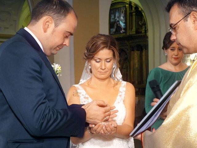 La boda de Angel y Yolanda en Ávila, Ávila 3