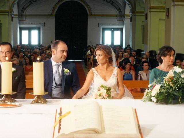 La boda de Angel y Yolanda en Ávila, Ávila 4