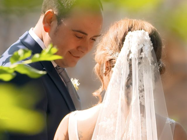 La boda de Angel y Yolanda en Ávila, Ávila 9
