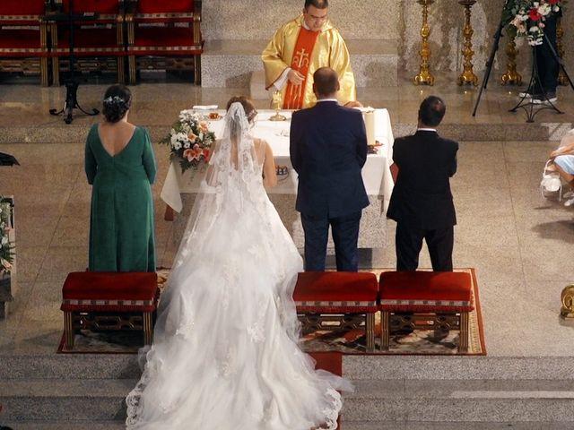 La boda de Angel y Yolanda en Ávila, Ávila 11