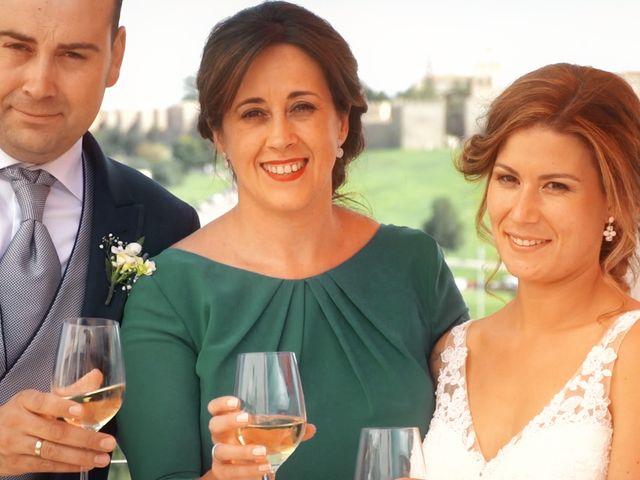 La boda de Angel y Yolanda en Ávila, Ávila 12