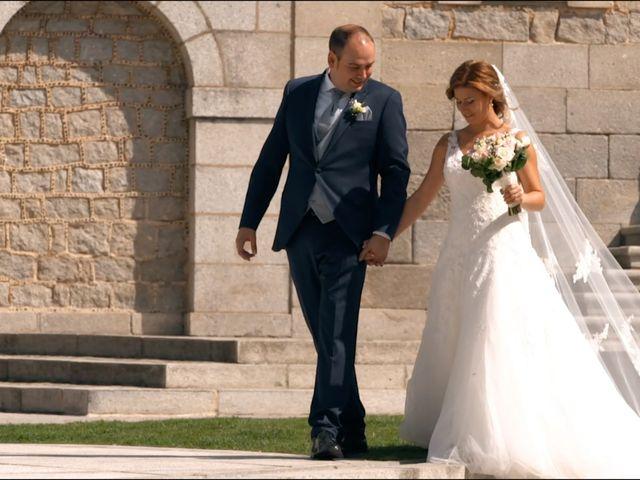 La boda de Angel y Yolanda en Ávila, Ávila 14