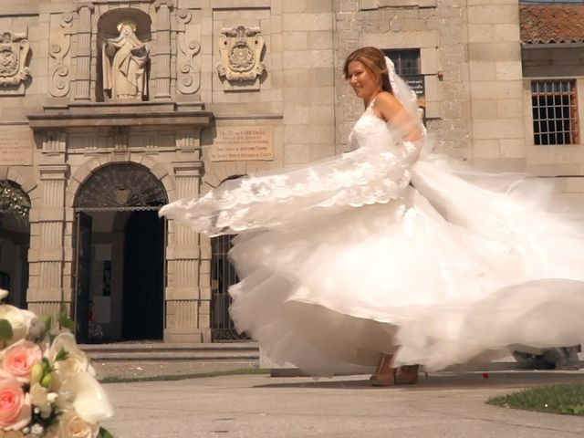 La boda de Angel y Yolanda en Ávila, Ávila 15