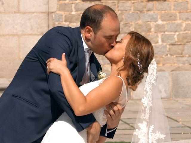 La boda de Angel y Yolanda en Ávila, Ávila 16
