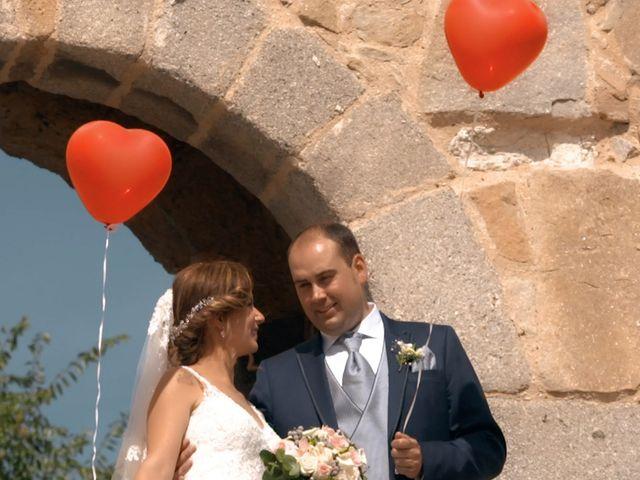 La boda de Angel y Yolanda en Ávila, Ávila 17