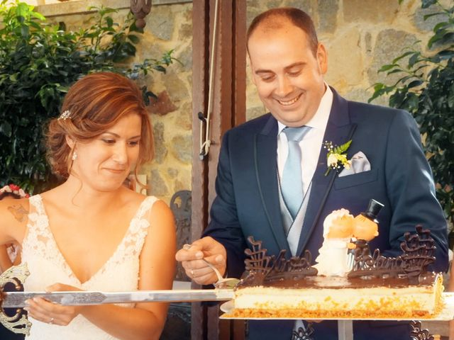 La boda de Angel y Yolanda en Ávila, Ávila 19