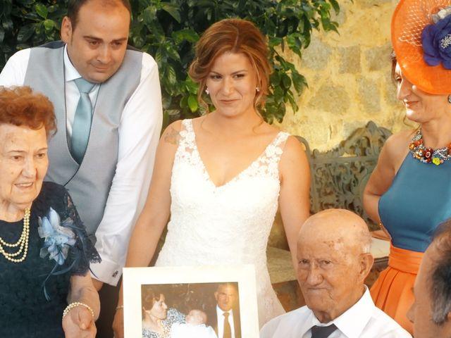 La boda de Angel y Yolanda en Ávila, Ávila 20