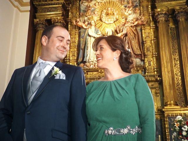 La boda de Angel y Yolanda en Ávila, Ávila 24