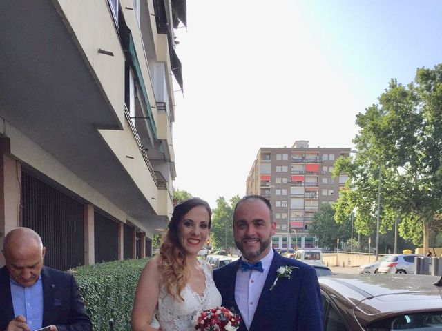 La boda de Raúl  y Sandra en Guadarrama, Madrid 4