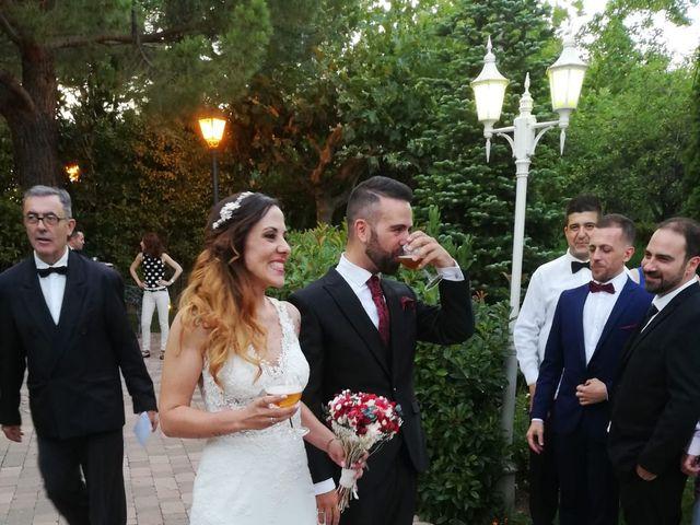 La boda de Raúl  y Sandra en Guadarrama, Madrid 12