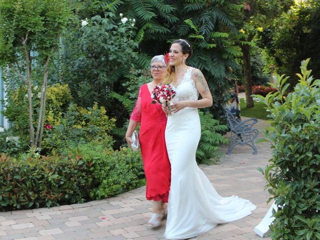La boda de Raúl  y Sandra en Guadarrama, Madrid 1