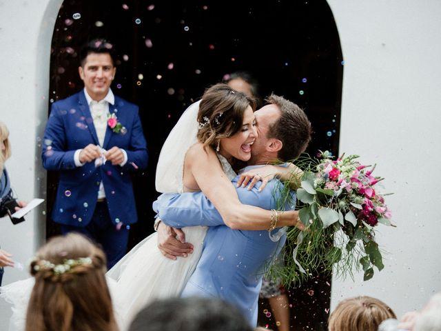 La boda de Harm y Irma en Eivissa, Islas Baleares 1