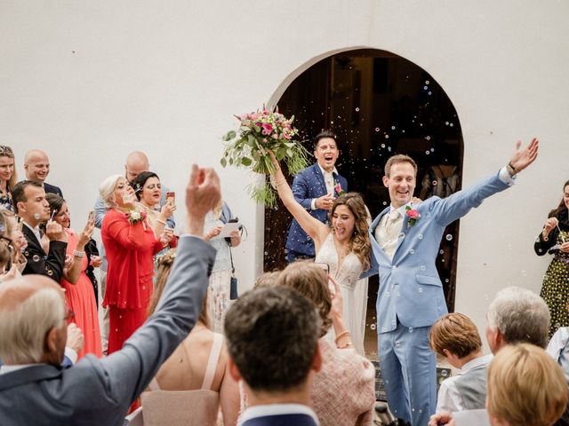 La boda de Harm y Irma en Eivissa, Islas Baleares 11