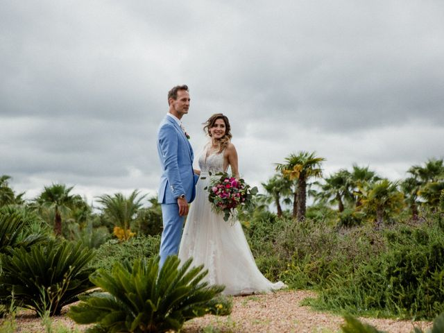 La boda de Harm y Irma en Eivissa, Islas Baleares 2